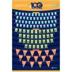 Интерактивный Cкретч-постер 100 дел