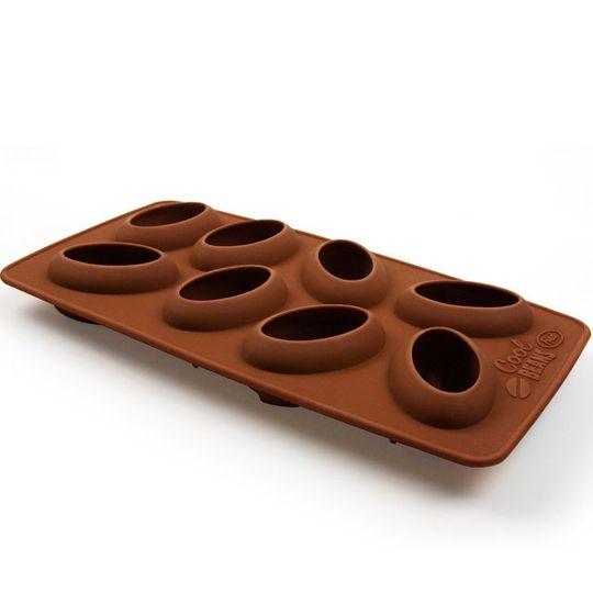 Форма для льда Кофейные зерна Cool Beans