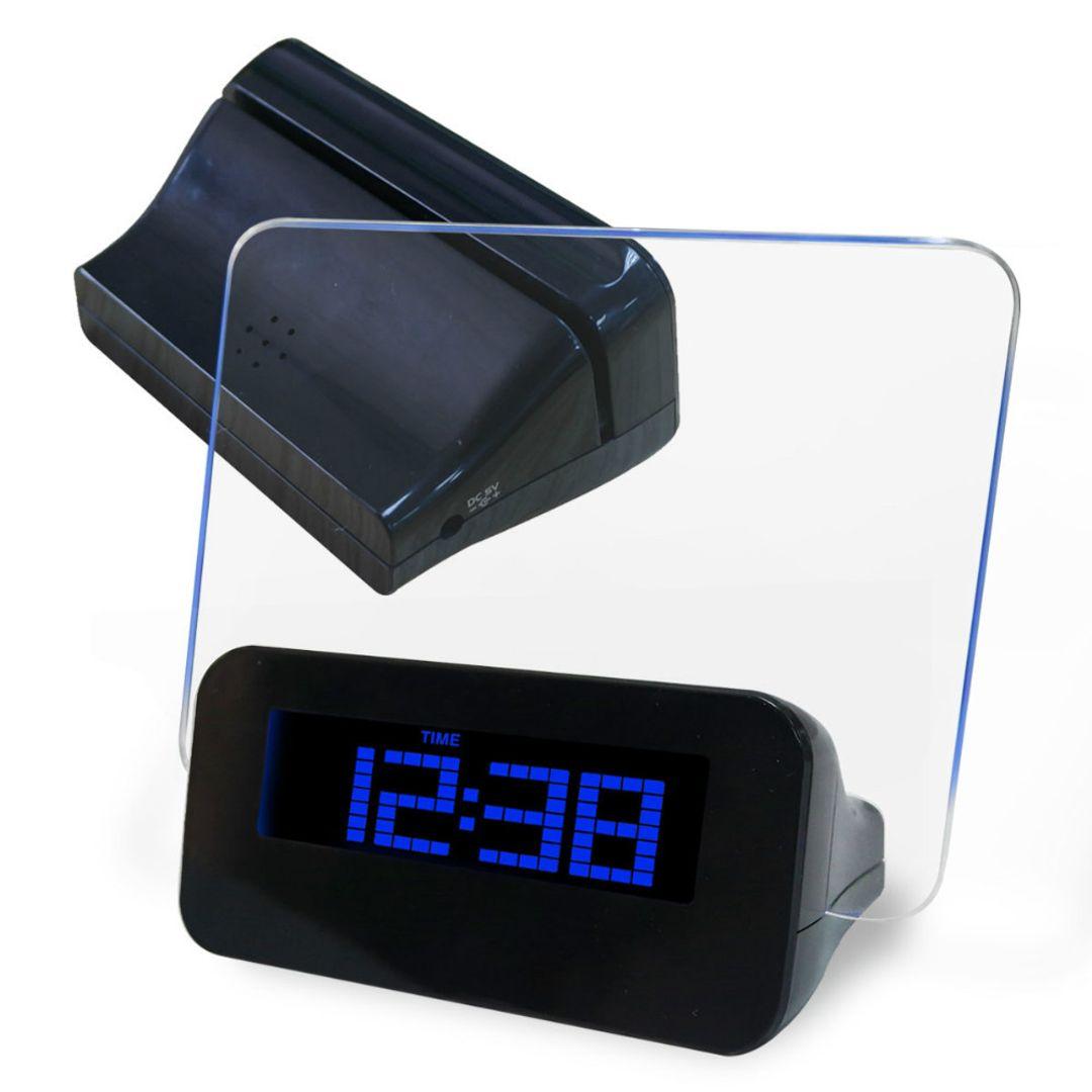 Будильник LED Доска для записей XXL