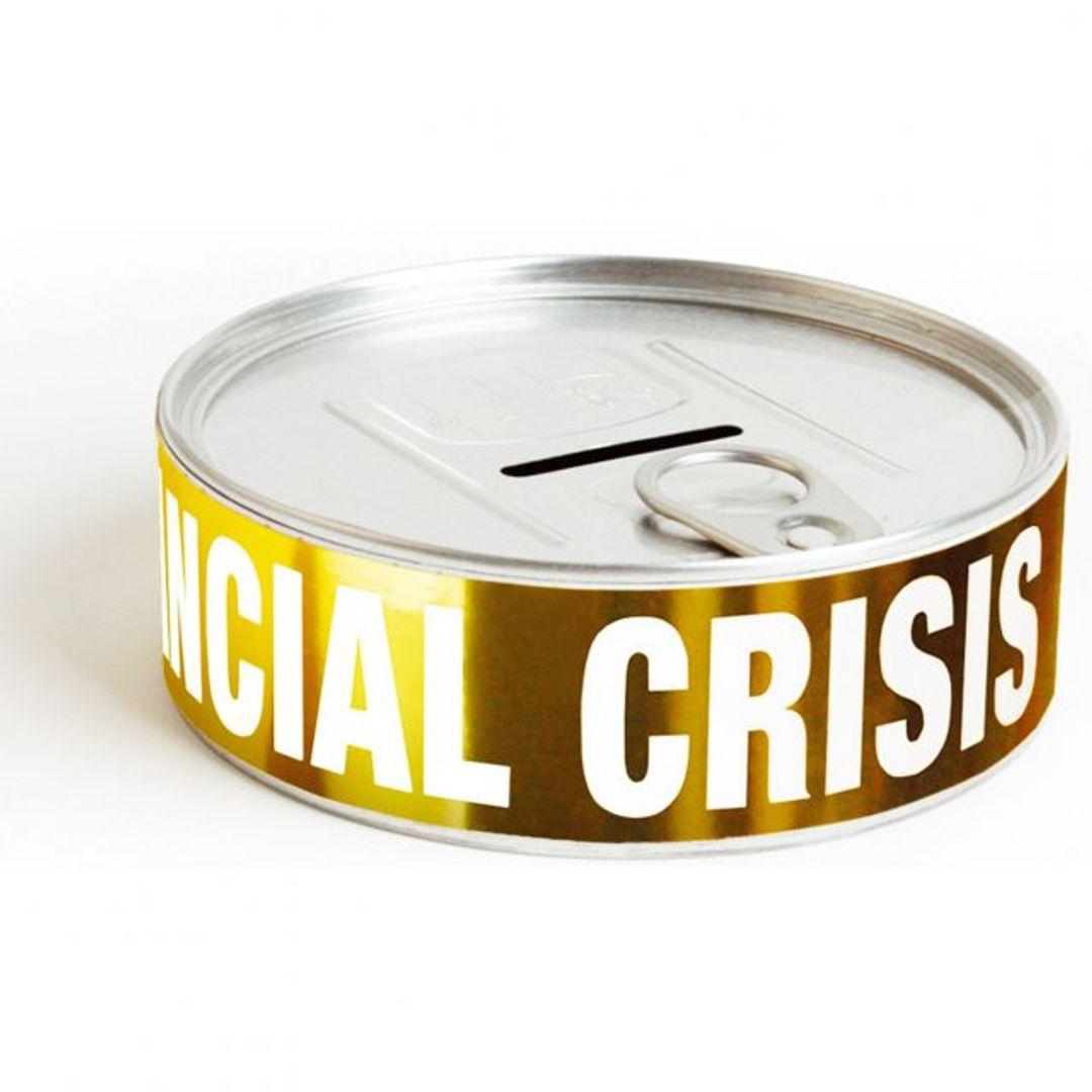 Копилка Финансовый кризис