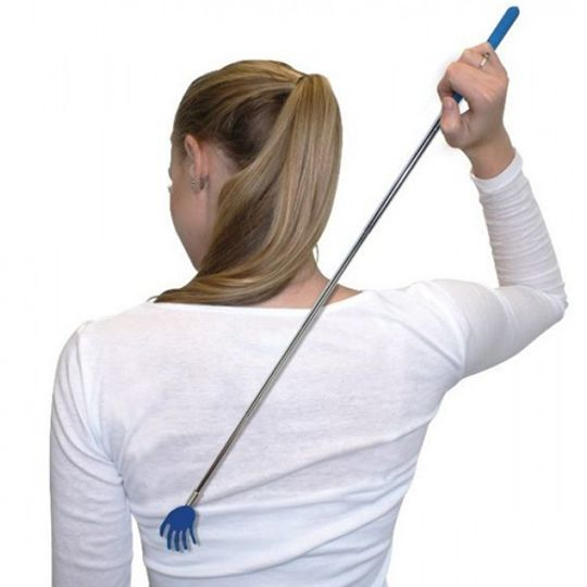 Массажер-чесалка для спины Рука Handy