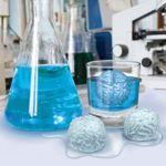 Форма для льда Мозги Brain Freeze