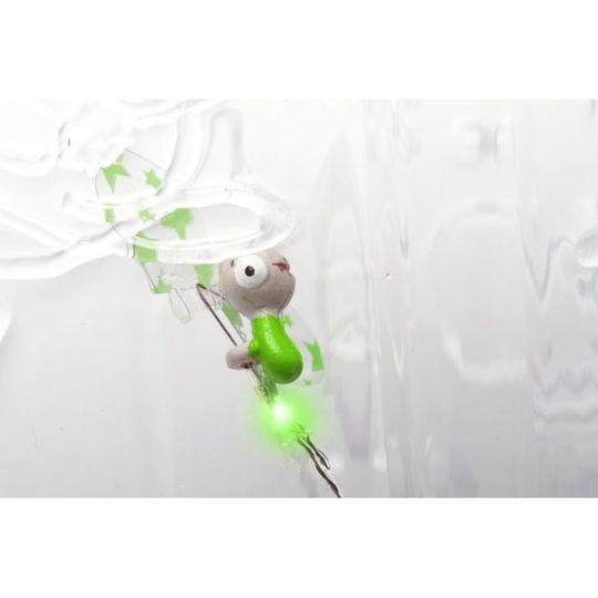 Светлячок в банке Зеленый