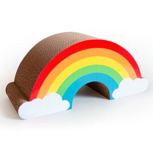 Когтеточка для кошек Радуга Rainbow