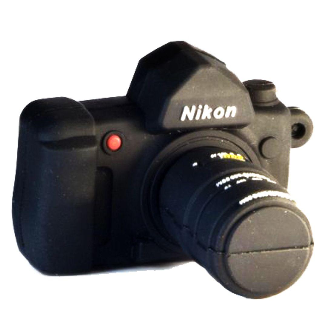 Флешка Фотоаппарат Nikon 8 Гб