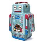 Ланч-бокс Робот Robot Рельефный рисунок