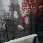 Шторка для ванной Париж Отзыв