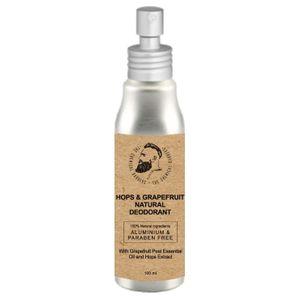 Органический дезодорант Chemical Barbers Хмель и грейпфрут (TCB52R)