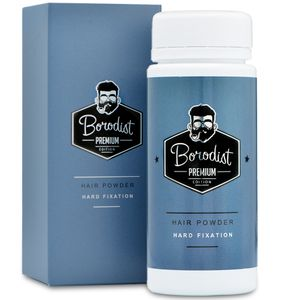 Пудра для волос Borodist Hair Powder