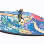 Деревянный пазл Puzzlewood Гавайский кит