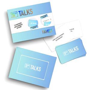 Настольная игра-разговор Dream&Do TALKS Family