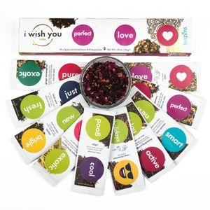 Подарочный набор чая Sense Asia I Wish You (10 видов, 50 г)