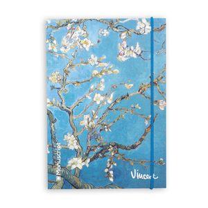 Скетчбук V. Gogh 1890 (A5 Plus)