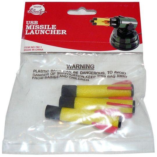 Ракеты для USB Ракетной установки мини
