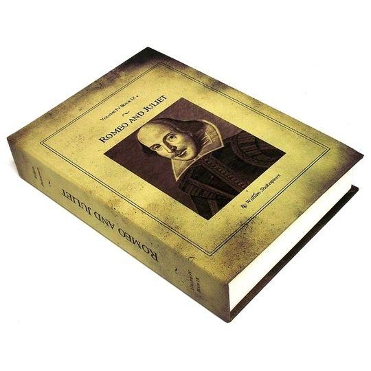Книга Сейф Ромео и Джульетта