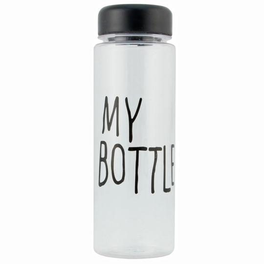 Бутылка My Bottle (Черная) Без чехла
