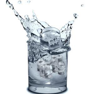 Форма для льда Черепа BoneChillers