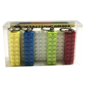 Держатель для ключей Лего (с фонариками)