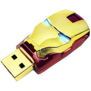 Флешка Железный человек Iron Man 16 Гб