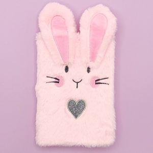 Блокнот плюшевый Кролик Rabbit