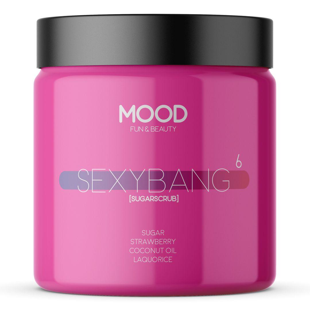 Сахарный скраб MOOD SEXY BANG №6 (mini)