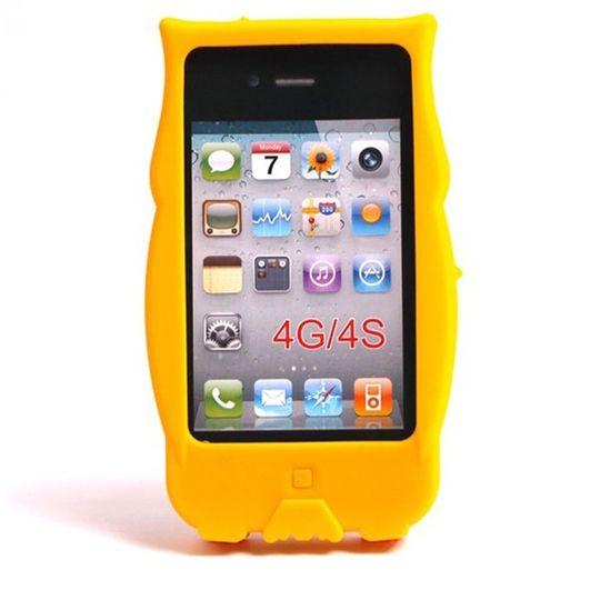 Чехол iPhone 4 Сова