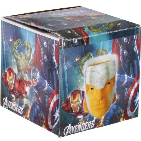 Кружка Тор Thor Упаковка