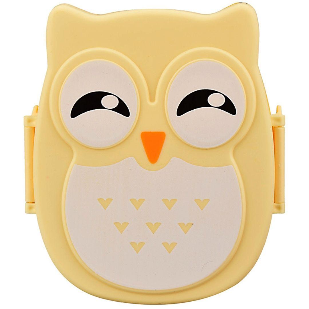 Ланч-бокс Сова Owl (Желтый)