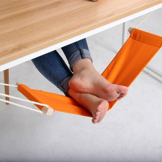Гамак для ног (Оранжевый)