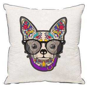 Подушка Hippie Cat