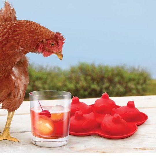 Форма для льда Вылупляющийся цыпленок Hatached