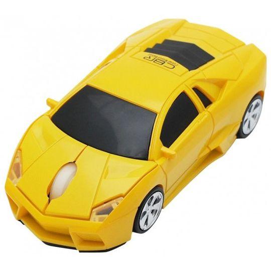 Желтый суперкар