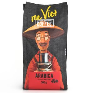 Кофе цельнозерновой Mr.VIet Арабика (500 г)