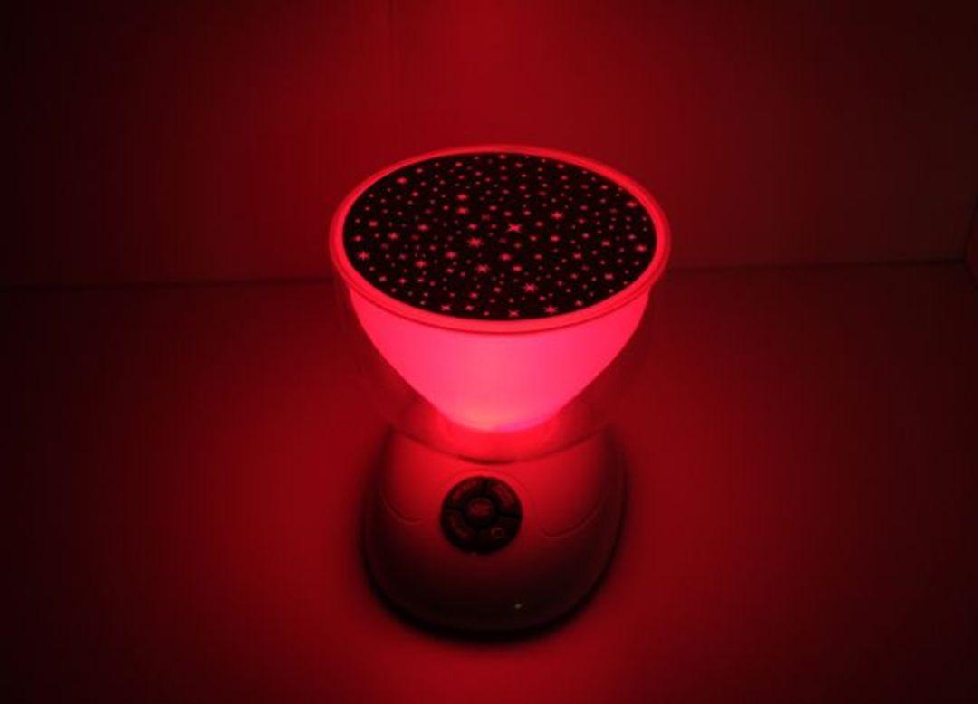Ночник проектор звезд С мелодиями