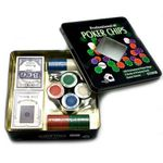 Покерный набор Poker Chips (100 фишек)