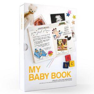 Книга для новорожденных My Baby Book