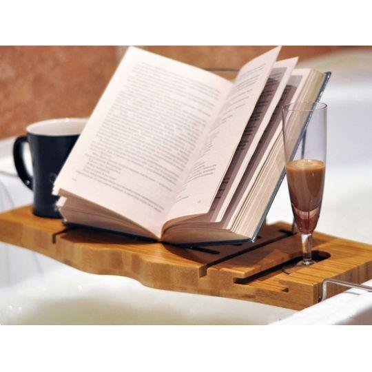 Подставка для книги в ванную