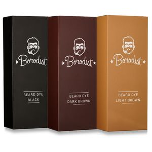 Краска для бороды Borodist Beard Dye