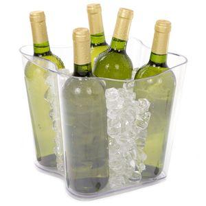 Ведро для охлаждения бутылок Duna