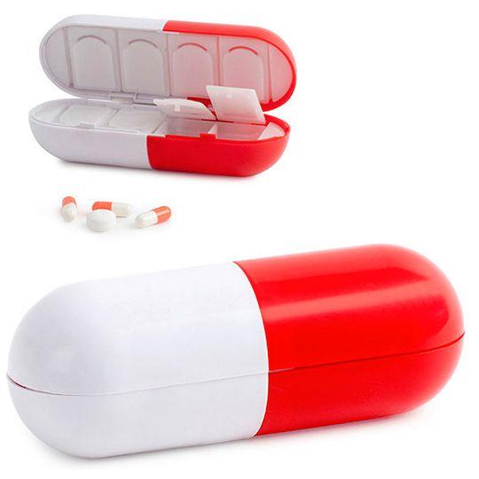 Таблетница Пилюля Super Pill