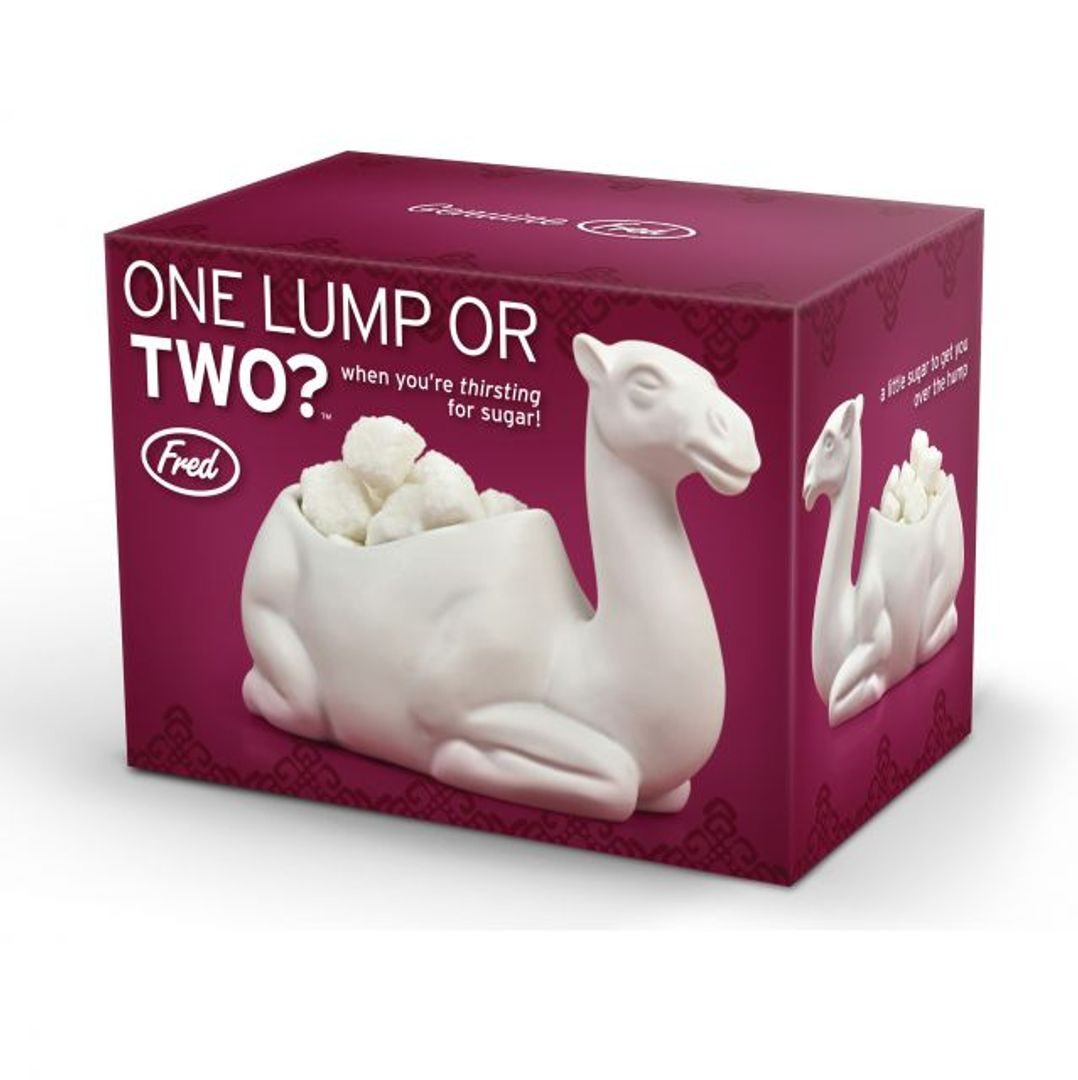 Сахарница Верблюд One Lump or Two?