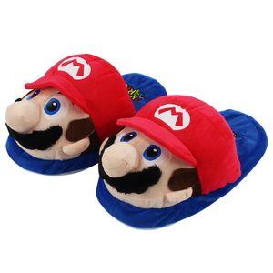 Тапочки Mario