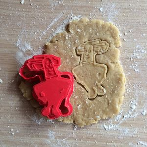 Форма для печенья Фиксики Папус