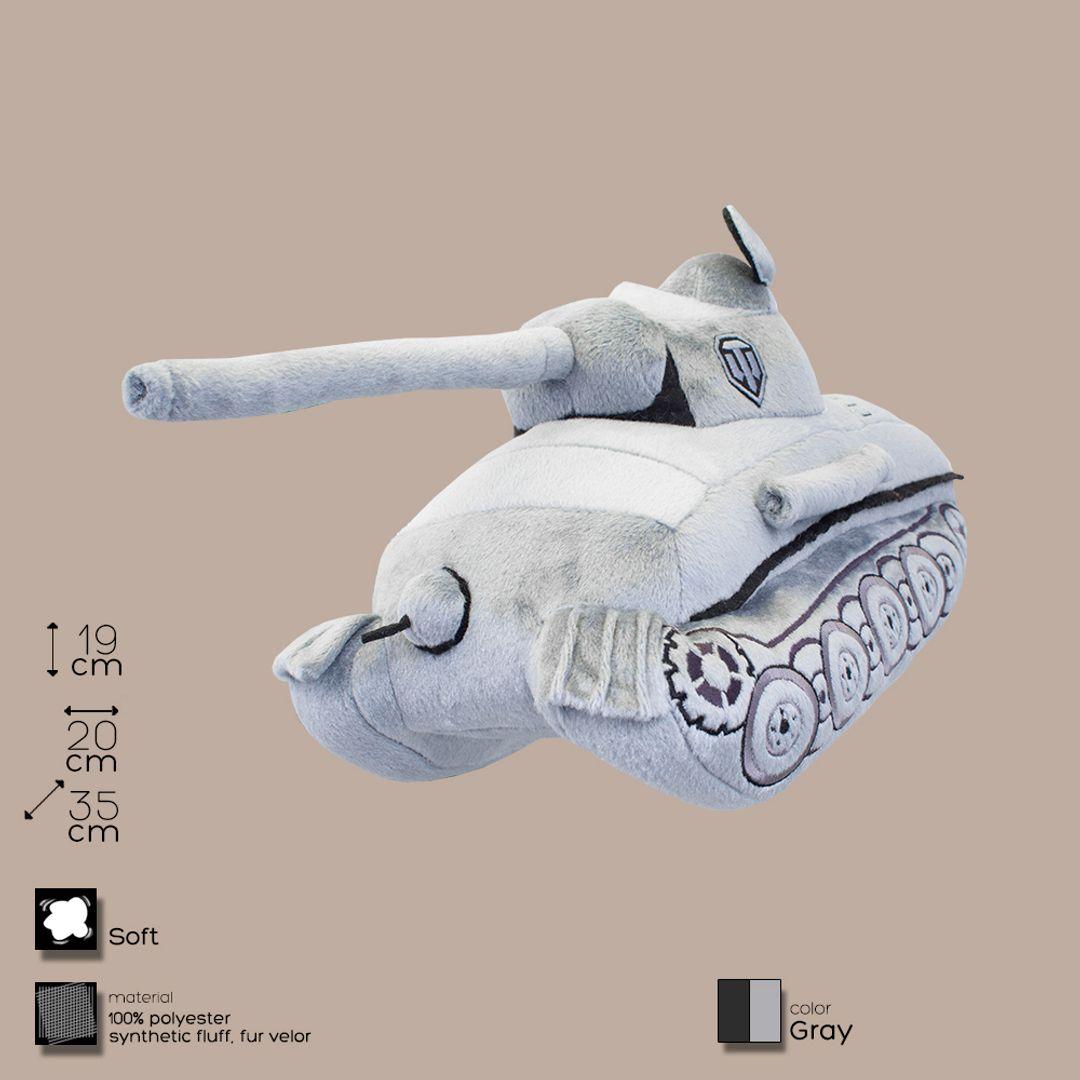 Мягкая игрушка Танк Panther World of Tanks