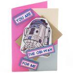 Открытка Star Wars R2-D2