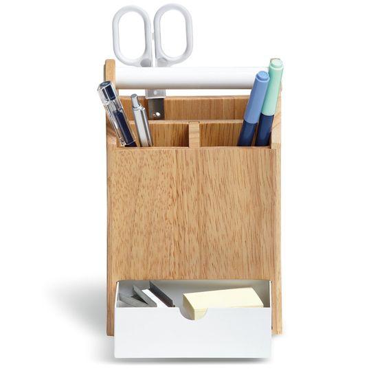 Органайзер для аксессуаров Toto Storage Box большой С канцелярией