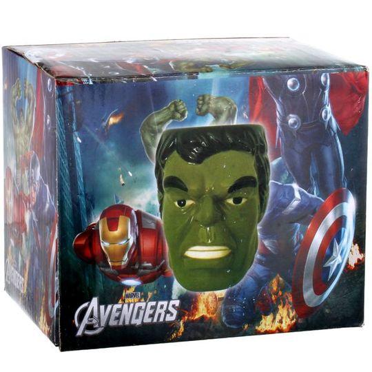 Кружка Халк Hulk Упаковка