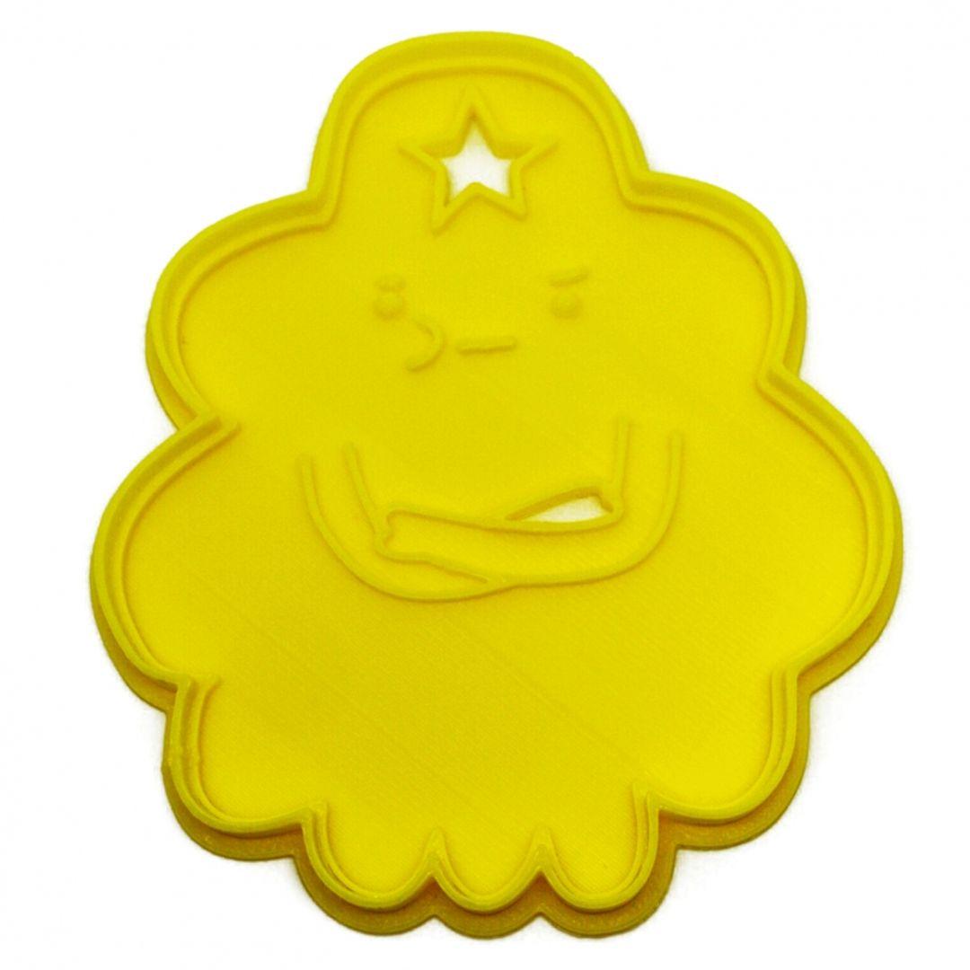 Форма для печенья Adventure Time Lumpy Space Princess