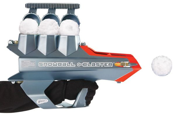Снежный Бластер SnowBall Blaster