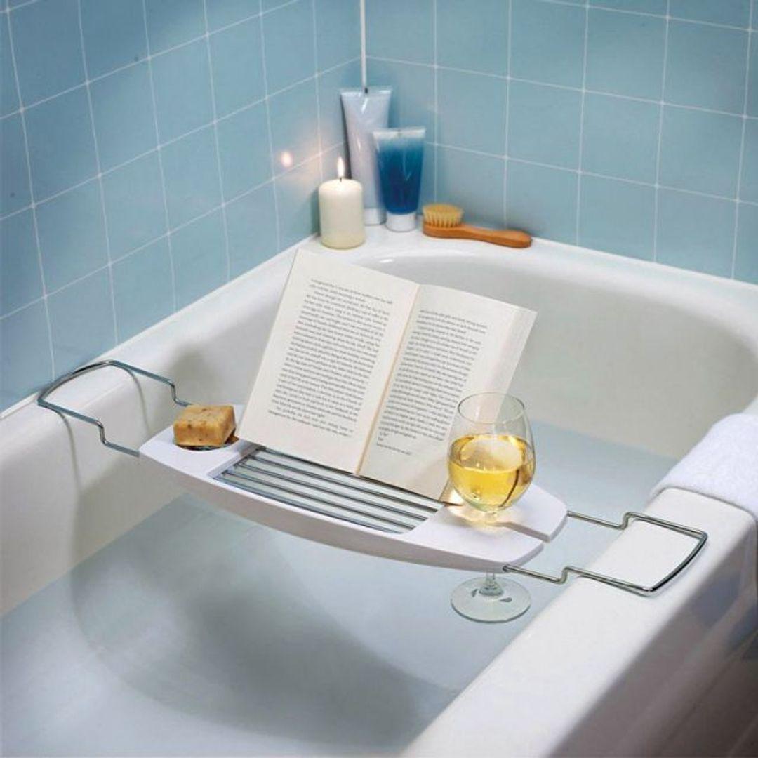 Столик для ванной Umbra Oasis
